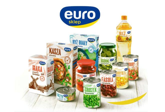 Projekt Euro sklepu