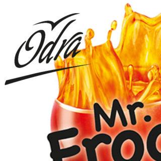 Projekt linii opakowań na żelki Mr. Froots