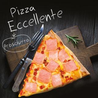 Projekt opakowań pizzy Eccellente